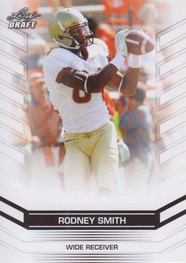 Rodney Smith 2013 Leaf Draft Card #61