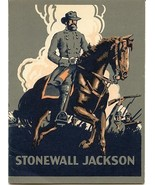 Stonewall Jackson Confederate States of America Booklet - $15.00