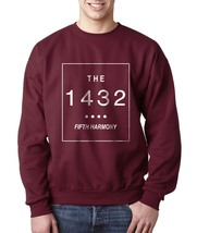 THE 1432 Fifth Harmony | Crewneck Sweatshirt | MAROON - $30.00+