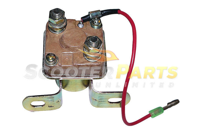 Solenoid Relay Module Parts For 325cc Polaris Trail Boss 325 Atv Quad 1985-1994