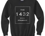 1432 sweater black thumb155 crop
