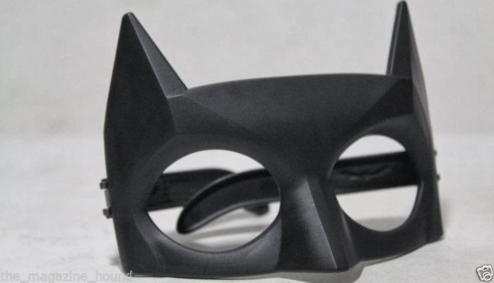 MCDONALD'S BATMAN MASK HAPPY MEAL TOY 2013 MINT SEALED
