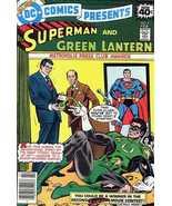 DC COMICS PRESENTS #6 NM! ~ SUPERMAN & GREEN LANTERN ~ Awesome! - $10.00