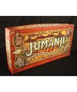 Jumanji Board Game 1995 Milton Bradley Robin Williams GUC - $28.98