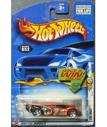 Mattel Hot Wheels - 2002 - 1:64 Scale - Orange ... - $1.50