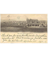 Golf Club Montclair New Jersey vintage 1906 Post Card - $5.00