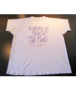 VINTAGE PRINCE SIGN O THE TIMES SHORT SLEEVE T-SHIRT - $49.99