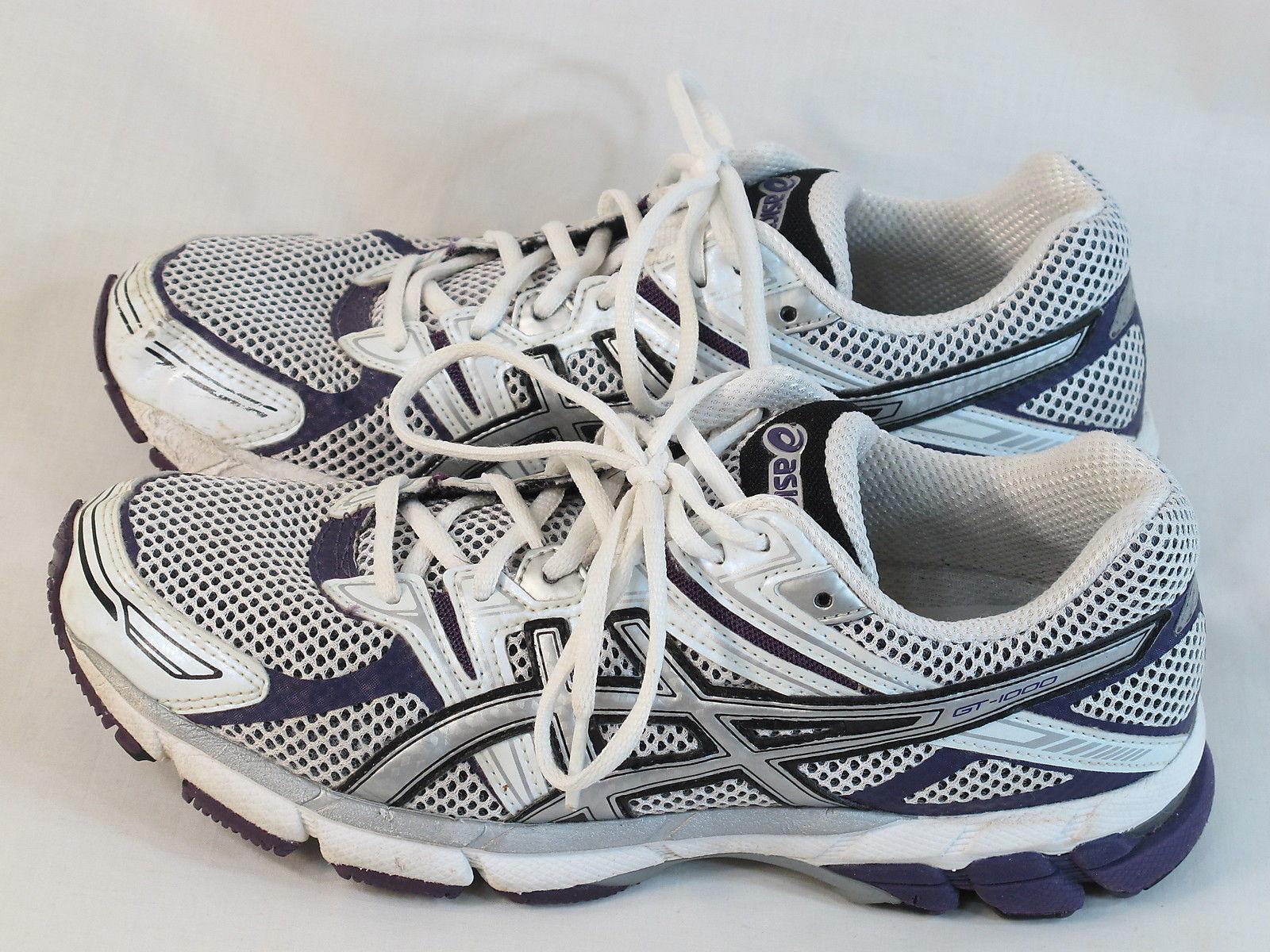ASICS GT-1000 Running Shoes Women's Size 8.5 US Excellent Plus Condition