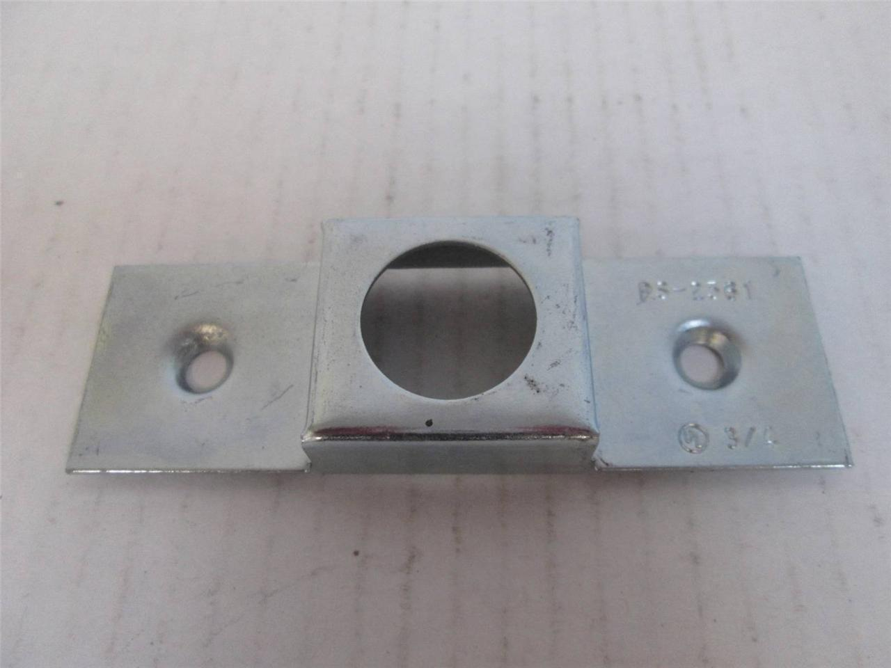 """Tyco/Superstrut PS 2561 3/4 EG 3/4"""" Conduit Connector Fitting - Box of 25"""