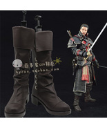 Assassin's Creed Rogue Shay Patrick Cormac Cosplay Boots shoes shoe  #AT85  - $68.00