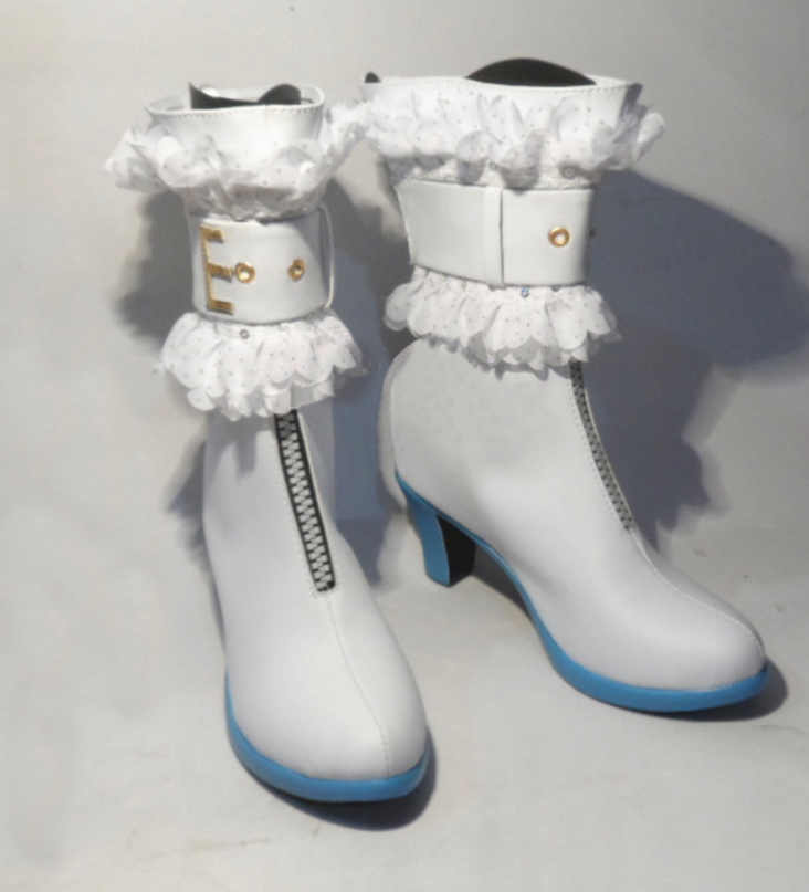 Fate grand order nero bride cosplay boots for sale