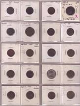 ( 20 ) 1851-1979 Austria Coins VG-XF-AU 1 Kreuzer-200 Kronen-2 Grosehen ... - $18.59