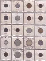 ( 20 ) 1927-1974 Austria Coins VF-XF-AU Groschen & Schilling Coin Lot - $18.59