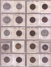 ( 20 ) 1946-1988 Austria Coins VF-XF-AU 1, 5, 10 Schilling Coin Lot - $16.72