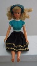 Vintage Ideal Tammy Doll **Glamour Misty Blonde** Tammy's Friend Nice Wi... - $27.94