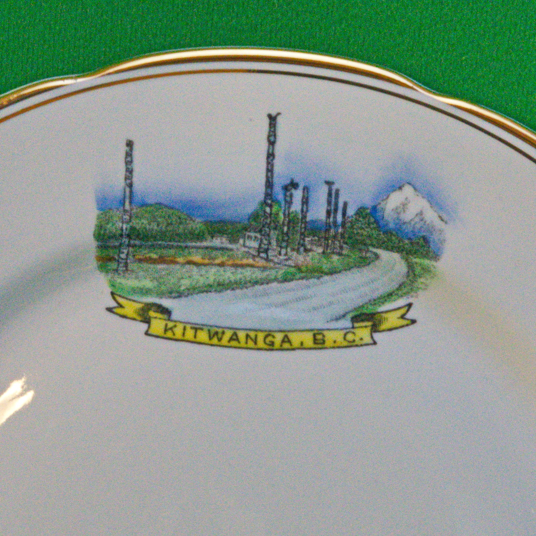 Vintage 7-Piece Royal Ascot (England) Partial Dinnerware Set, Kitwanga, B.C.