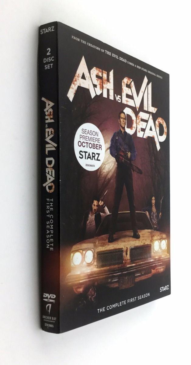 Ash vs Evil Dead: Complete First Season 1 (DVD Ser) Mew TV Series