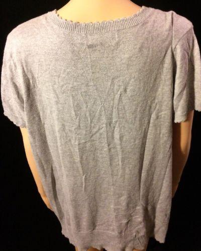 Elle Womens XL Button Up Shirt Bin #22