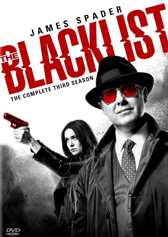 The Blacklist: The Complete Third Season 3 (DVD, 2016, 5-Disc Set) New TV Series