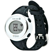Black Oregon Scientific Gaiam Zone Trainer 3.0 Watch and Heart Rate Monitor  - $17.56