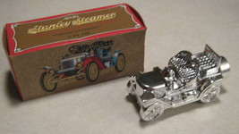 Vintage Avon Stanley Steamer Car Bottle Full With Deep Woods After Shave... - $9.49