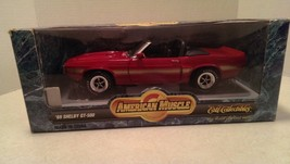 1:18 Ertl 1969 Shelby GT-500 Mustang Convertibl... - $34.48
