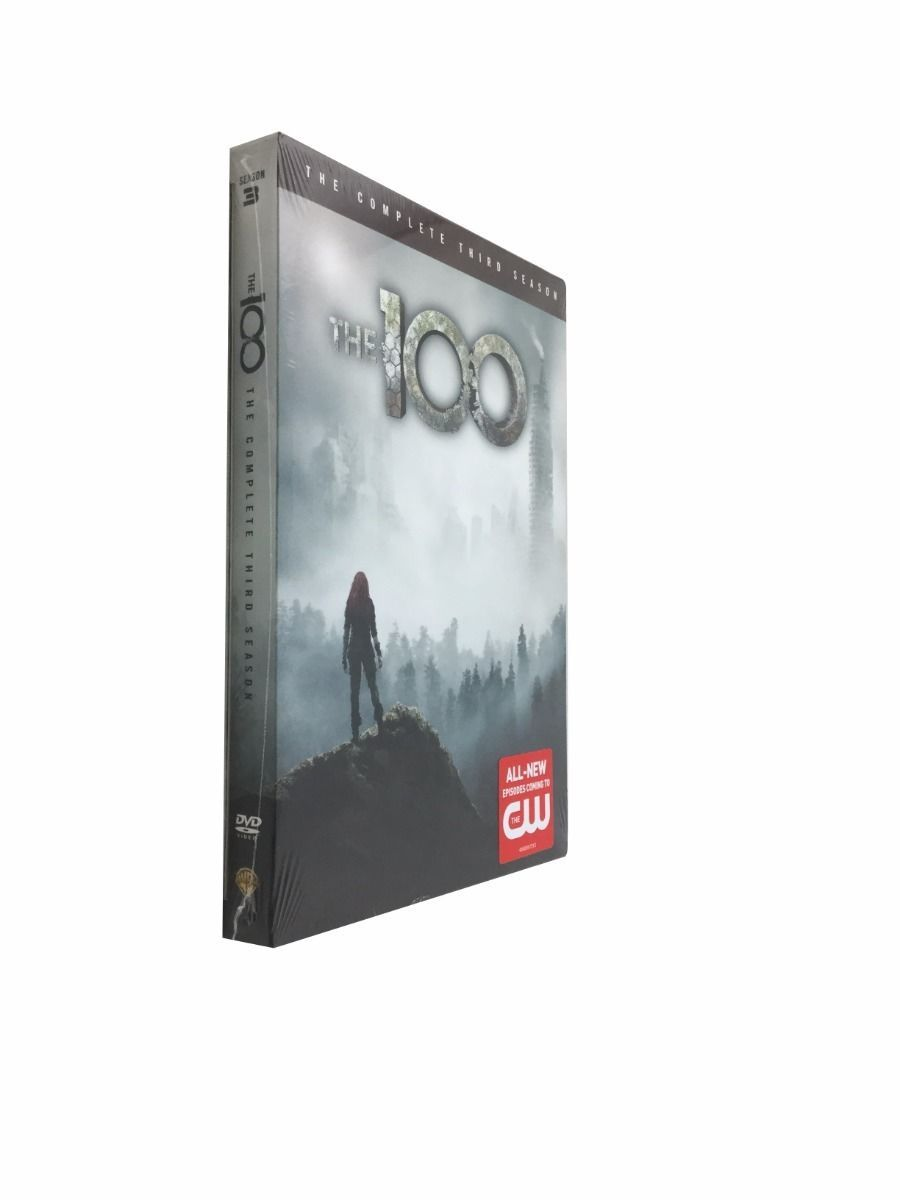 The 100 The Complete Third Season 3 (DVD Set New TV Series