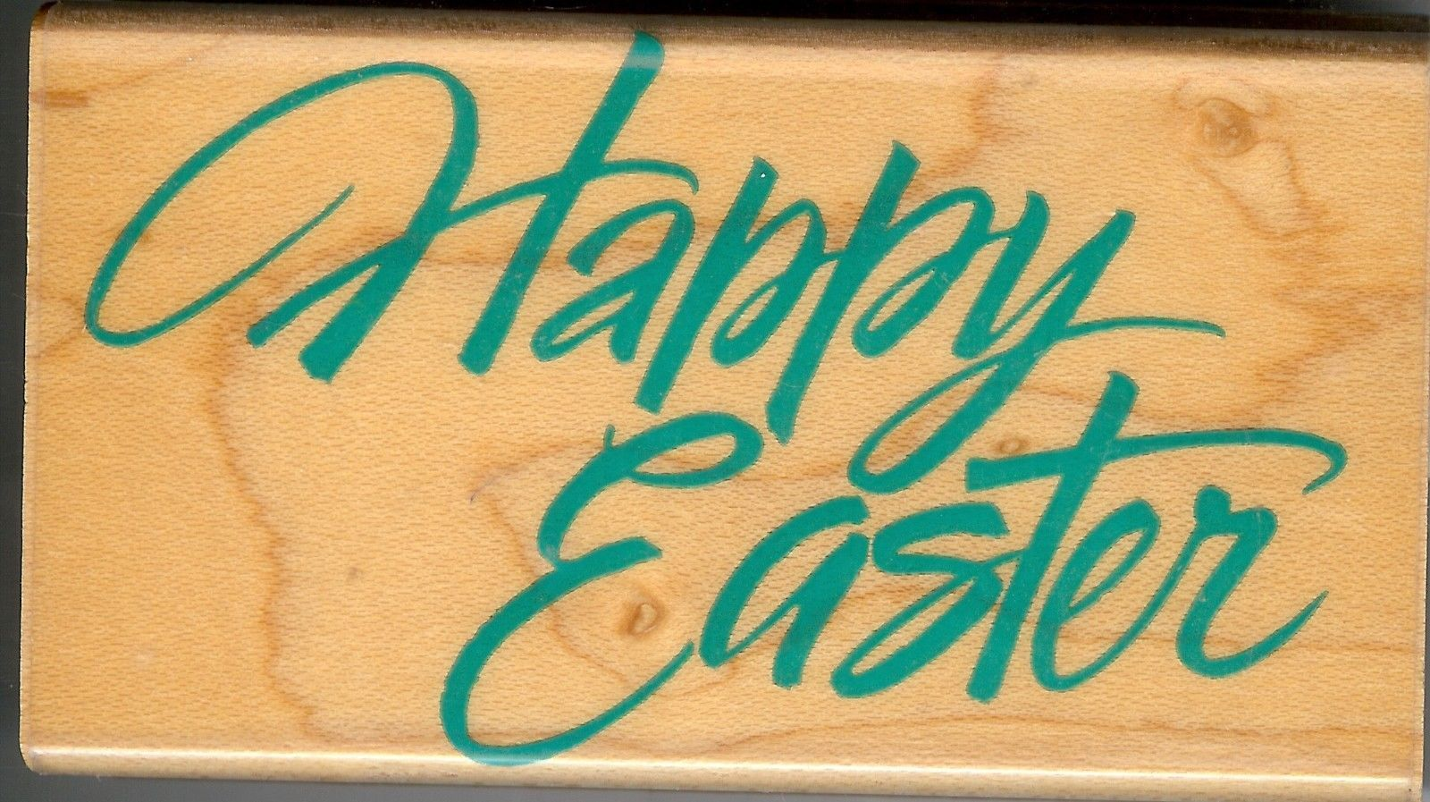 Hero Arts Rubber Stamp F-334, Happy Easter, SSBD1-2