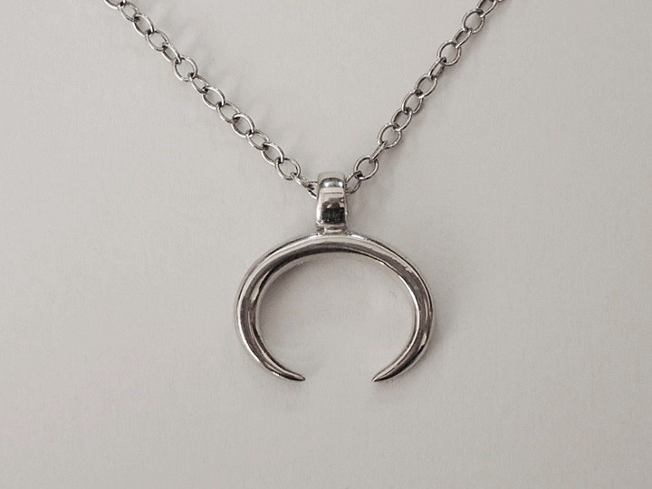 SOVATS HORN NECKLACE