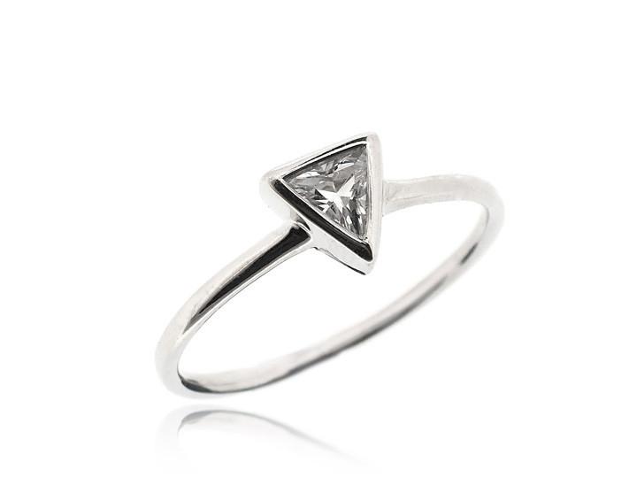 Sterling silver ring44