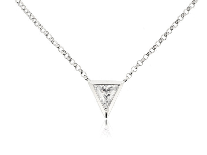 Sterling silver necklace47