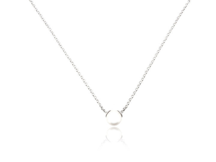 Sterling silver necklace4