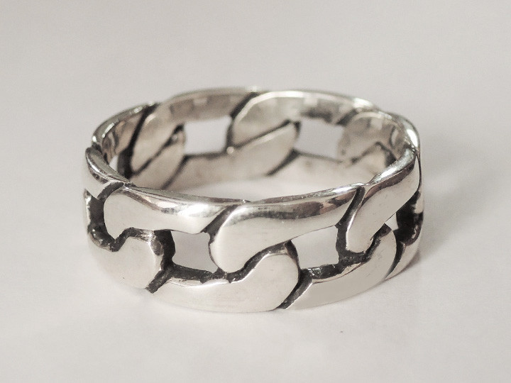 SOVATS BIG STACK ROPE RING