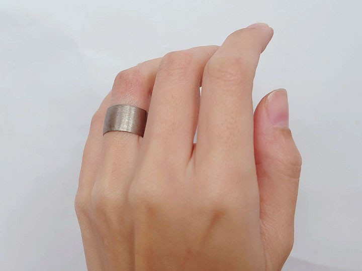 SOVATS WIDE BAND RING