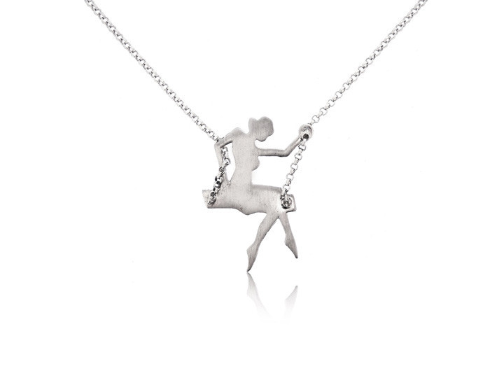 Sterling silver necklace7