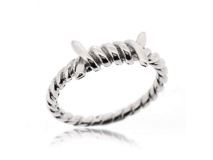 Sterling silver ring56