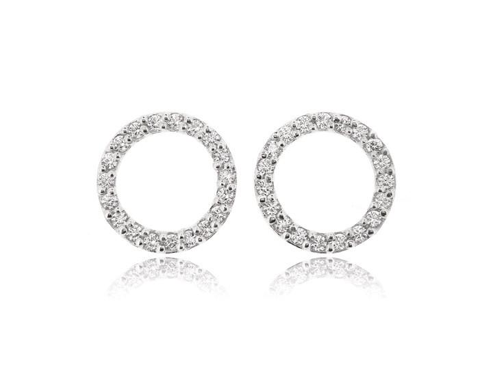 Sterling silver earring29