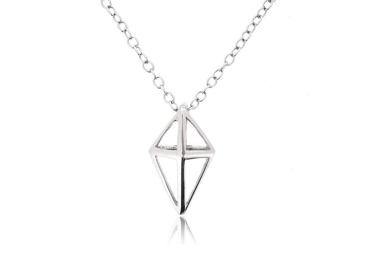 Sterling silver necklace21