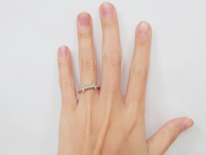SOVATS WIRE RING