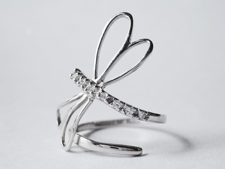 SOVATS DRAGONFLY RING