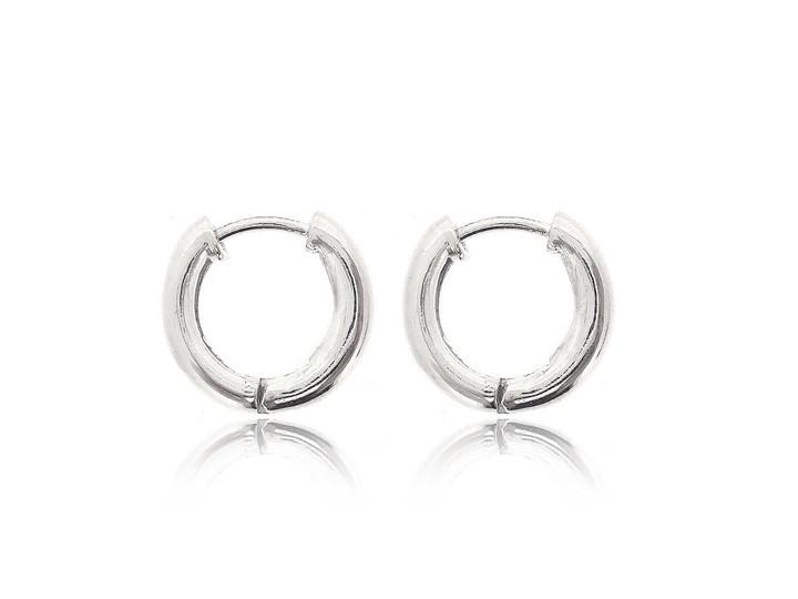 Sterling silver earring23