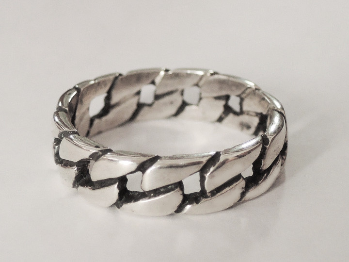 SOVATS STACK ROPE RING