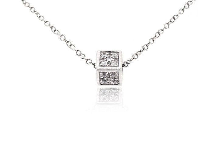 Sterling silver necklace37