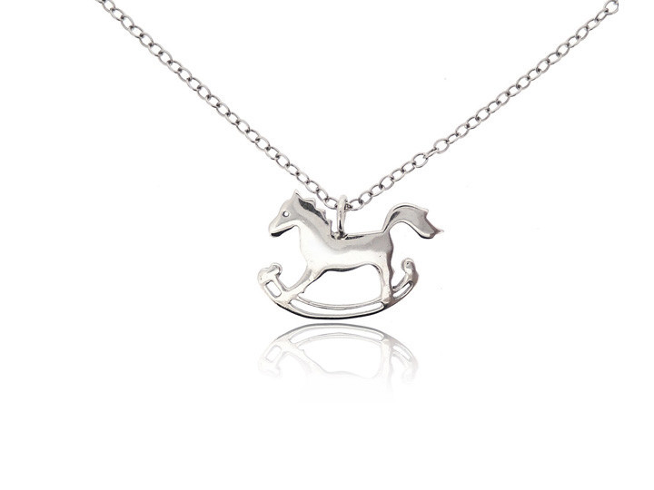 Sterling silver necklace34