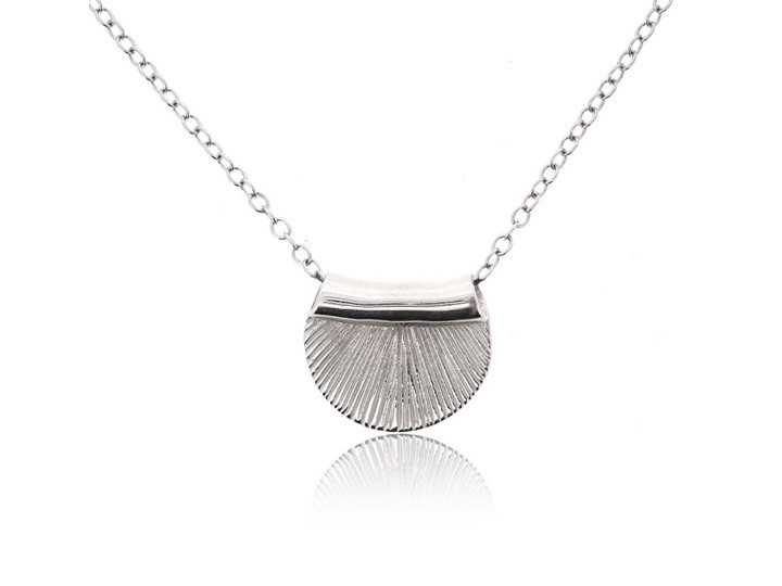 Sterling silver necklace22