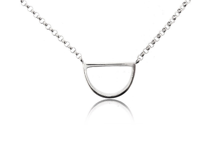 Sterling silver necklace27