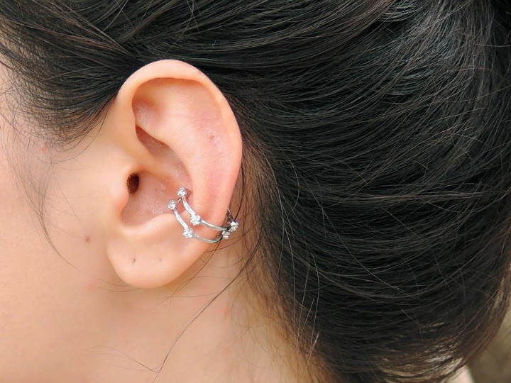 SOVATS EAR CUFF PARALLEL