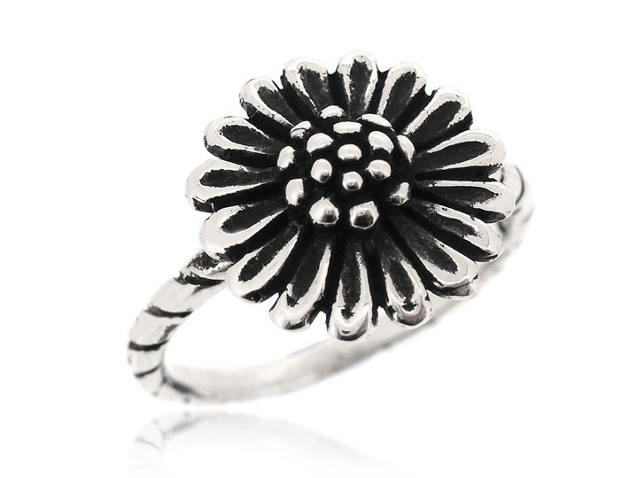 SOVATS SUNFLOWER RING