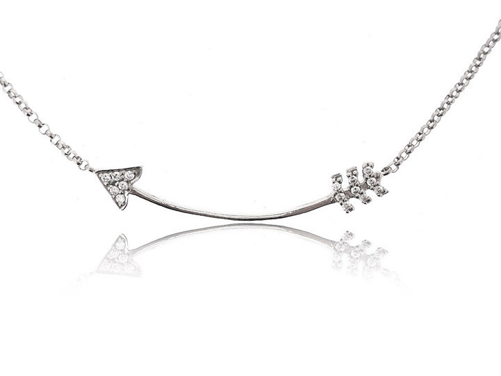 Sterling silver necklace39