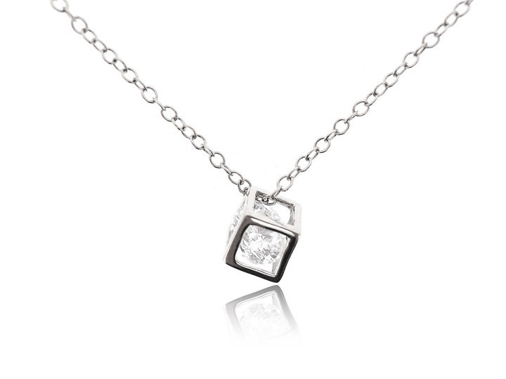 Sterling silver necklace28